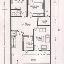 Home Design 30 X 60 50 X 60 House Plans House Plans