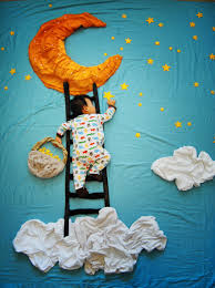 creative mom turns her baby u0027s naptime into dream adventures