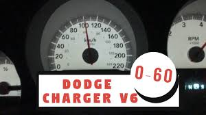 0 60 dodge charger 0 60 mph testing dodge charger 3 5l v6 w exhaust