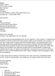 best cover letter for substitute teacher effective cover letter for substitute teaching with application