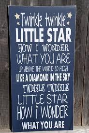 56 best star nursery images on pinterest nursery ideas star twinkle twinkle little star baby shower gender reveal custom wood sign nursery decor baby shower gift nursery rhyme nursery sign