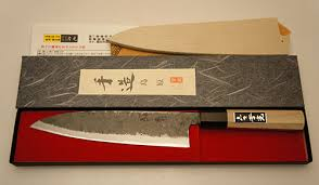 tamahagane kitchen knives yoshimitsu wa gyuto 210mm white i steel blade chef knife