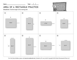 Free Printable Perimeter And Area Worksheets Area And Perimeter Worksheets Third Grade Math Worksheets