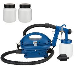 paint sprayer paint zoom pro paint sprayer w 3 paint storage containers page 1
