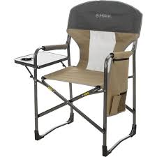 Tall Directors Chair With Side Table Magellan Outdoors Director U0027s Chair Academy
