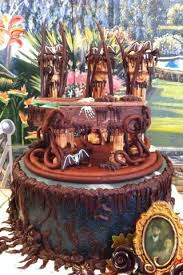 chocolate disney haunted mansion grooms cake disney every day