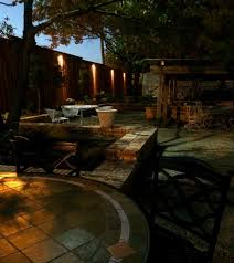 Landscape Lighting Installation - 45 best fence step u0026 wall lighting installation by dallas