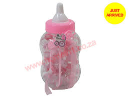 baby bottle favors products kiddies party range baby bottle favors pink