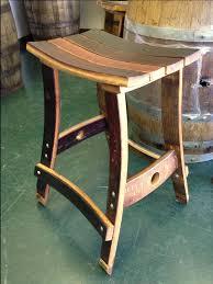 whiskey barrel bar stool u2026 pinteres u2026
