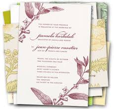Simple Wedding Program Examples Simple Letterpress Wedding Invitation Wedding Decorate Ideas
