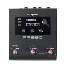 rp360 digitech guitar effects