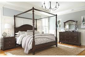 Canopy Bedding Lavidor King Canopy Bed Furniture Homestore