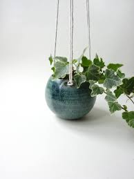 small hanging planter hanging vase for succulent plants cacti