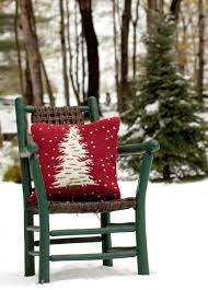 Outdoor Christmas Pillows by Chandler 4 Corners Introduces New Designs To Their Winter