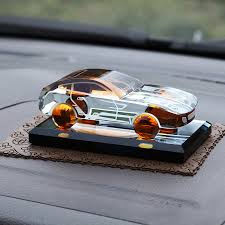 luxury car dashboard perfume ornaments auto interior accessories