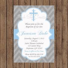 baptism invitations for boy baptismal invitation boy background
