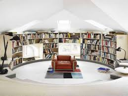 modern home interior design decorations excellent home library