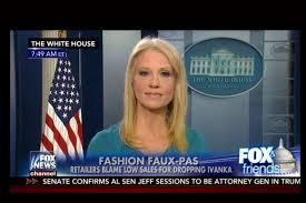 Ivanka Trump Cologne Kellyanne Conway Says To U0027go Buy Ivanka U0027s Stuff U0027