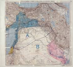 Maps Syria by Afternoon Map 14 Maps Of Syria U0027s History