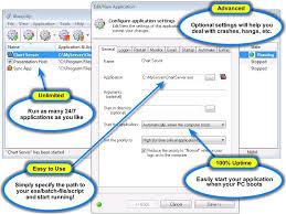 application bureau windows 7 run any application as a windows service start boot your program