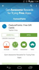 free gift cards app test app n 1 featurepoints get play store itunes