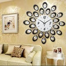home decor wall clocks simple style with large decorative wall clocks wall decor with fire