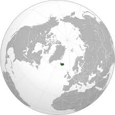Map Projection Iceland Map Projection
