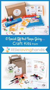 review little loving hands craft kits moments a day