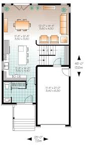 Contemporary Floor Plan by 42 Best Modern Floor Plans Images On Pinterest Modern Floor