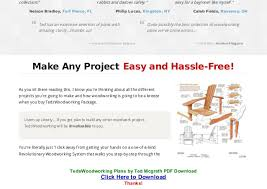 Woodworking Magazine Pdf by Teds Woodworking Plans By Ted Mcgrath Pdf