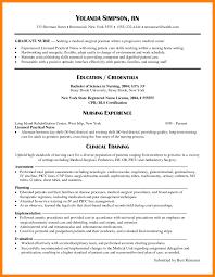 curriculum vitae for graduate template new graduate nursing resumemplate nurse practitioner curriculum