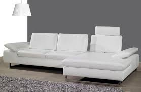white leather contemporary sofa gallery all about home design