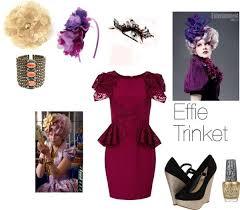 Effie Halloween Costume 25 Effie Trinket Costume Ideas Effie