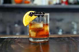 old fashioned cocktail garnish garnish