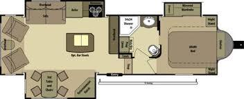 Open Range 5th Wheel Floor Plans 2014 Open Range Light 318rls Fifth Wheel Southington Ct Lowest Rv