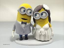minion wedding cake topper wedding cake toppers minions pics wedding cakes unique minion