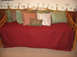 Daybed Blankets Hooked On Needles Daybed Cover And Pillows