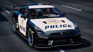 nissan tuner cars nissan gt r nismo police edition add on tuning gta5 mods com