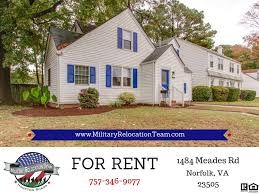 forrent for rent 1484 meads rd norfolk va 23505 by the hampton roads