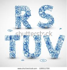 blue letters stock images royalty free images u0026 vectors