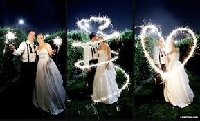 sparklers for weddings ignite your with sparklers at your wedding