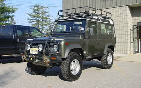 land rover ninety 1997 land rover defender specs and photos strongauto