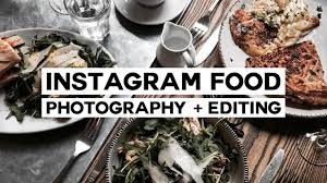 instagram cuisine how to minimal food photography editing instagram series