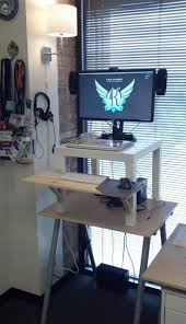 Stand Desk Ikea by 34 Best Ikea Images On Pinterest Ikea Table Computer Desks And