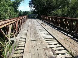 eerie indiana abandoned world war two bailey bridge shelbyville