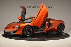 orange mclaren 2017 mclaren 570gt stock mc283 for sale near greenwich ct ct