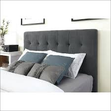 Tufted Upholstered Headboard Linen Tufted Headboard Size Of Leather Upholstered