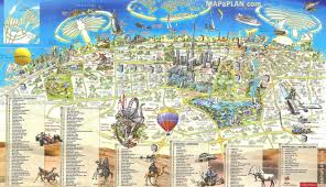 best tourist map of dubai top tourist attractions map map pictures