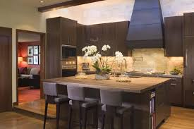 kitchen island unique kitchen bar stool ideas wood varnish wall