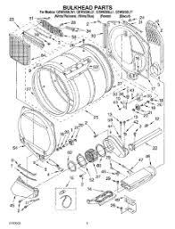 parts for whirlpool gew9200lw1 dryer appliancepartspros com